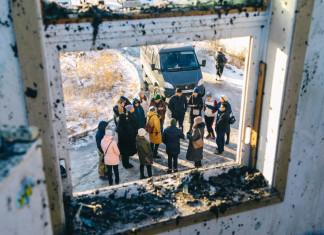 Городские власти обеспечат временным жильем погорельцев Борисовки-1