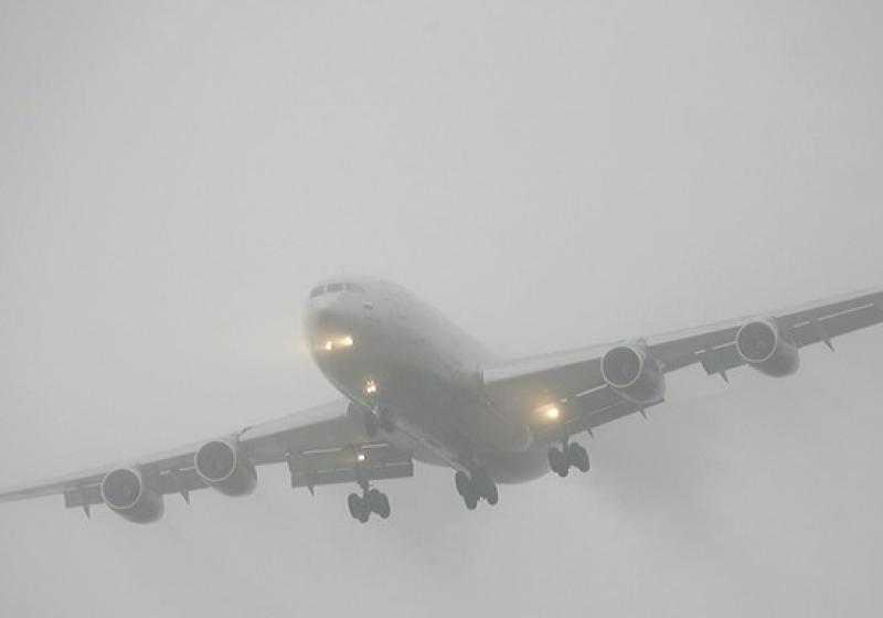 В Якутск прибыли направленные из-за тумана на запасные аэродромы рейсы