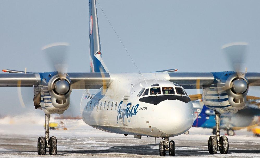 Авиакомпания «Якутия» вывозит пассажиров из Депутатского