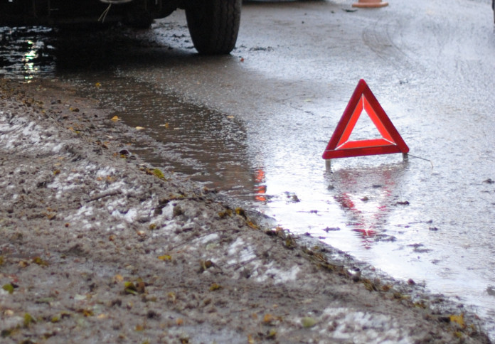 В Нюрбинском районе в ДТП пострадали пассажиры такси
