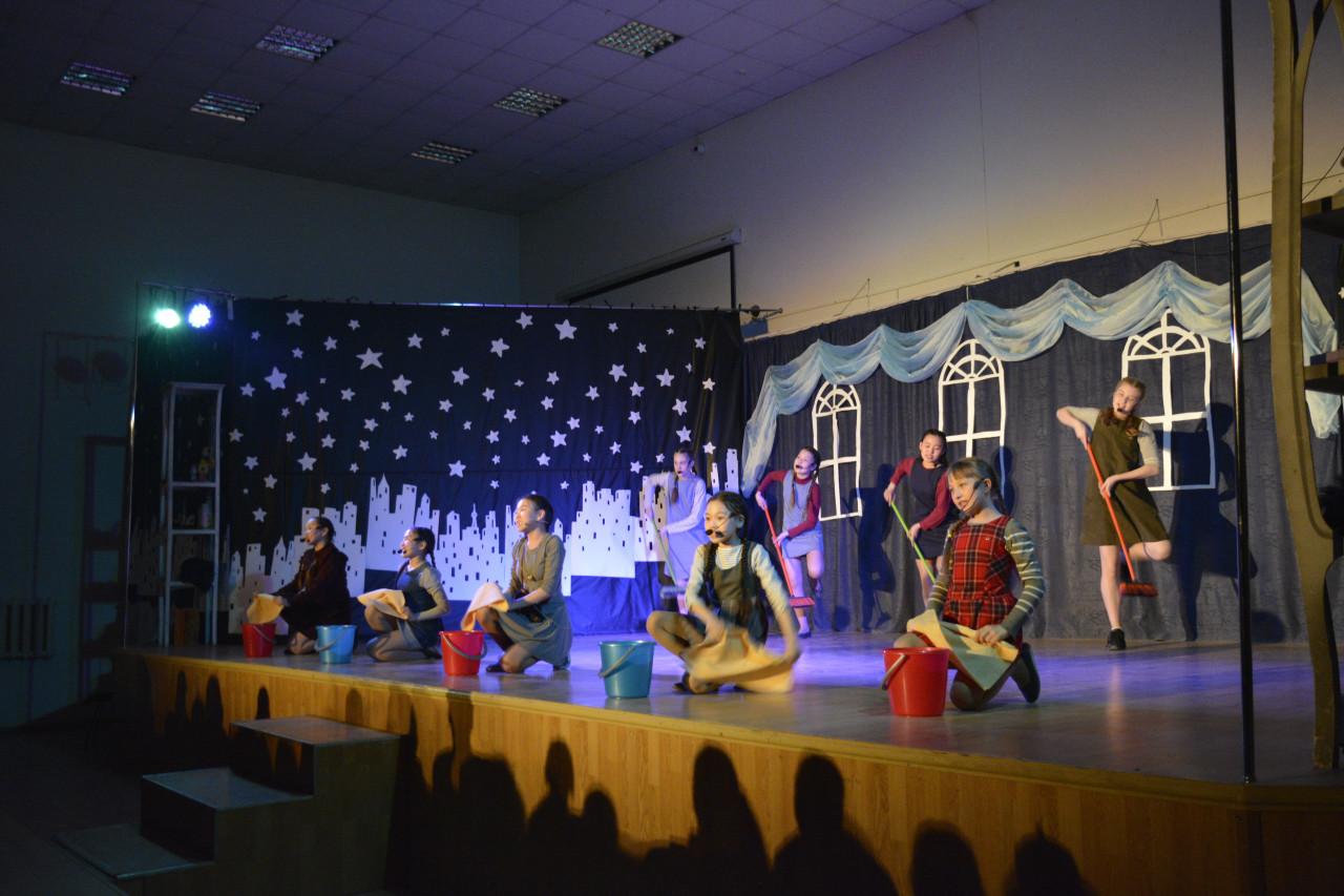 Якутян приглашают на благотворительный мюзикл