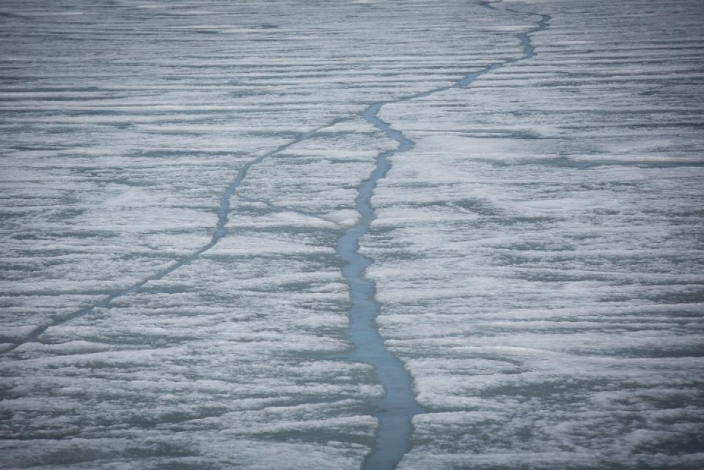 Инспекторы ГИМС проводят мониторинг водных объектов в период ледообразования