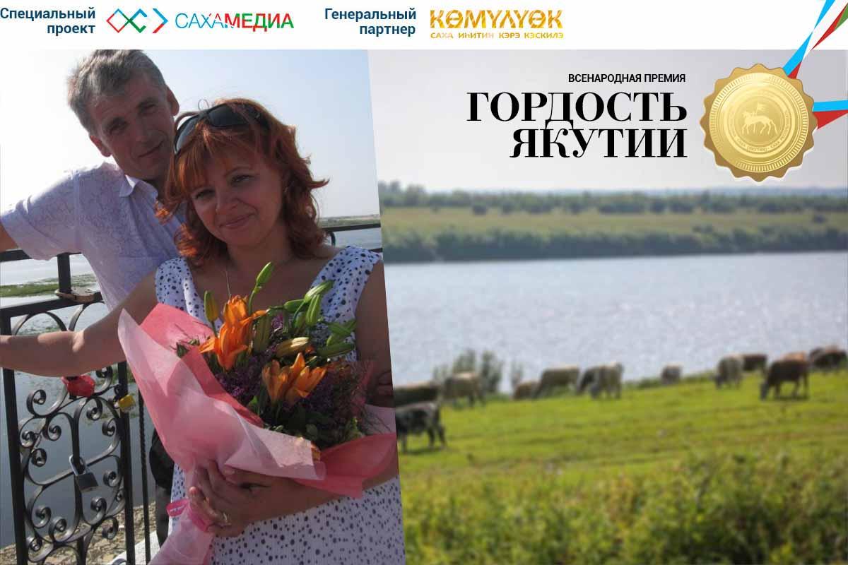 Аксана Котогорова: Ферма на тринадцати гектарах