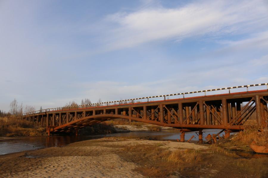 """На дороге """"Колыма"""" построят мост через реку Алдан"""