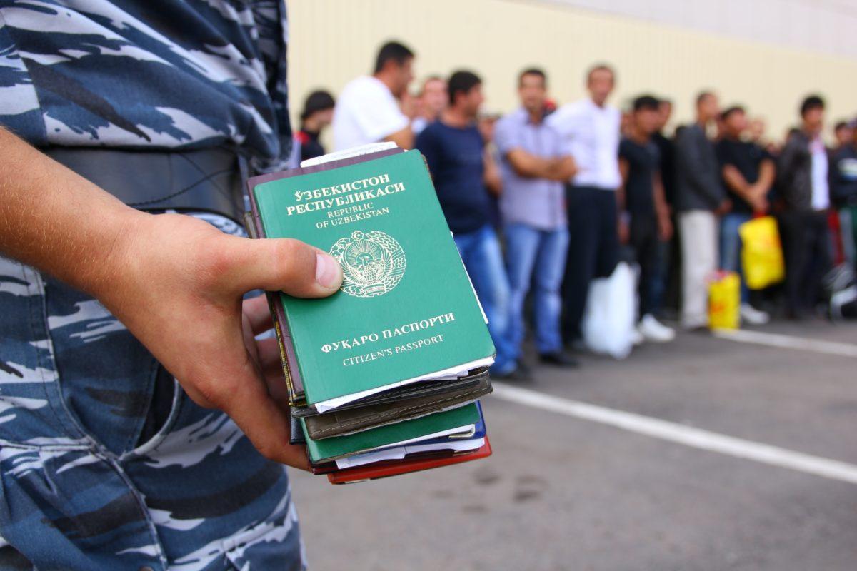 В суд направлено дело якутянки, фиктивно прописавшей иностранцев