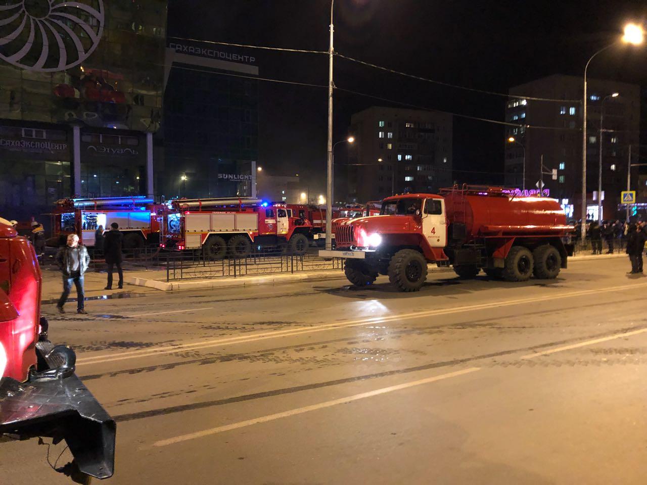 В Якутии всего произошло 2309 пожаров, из них в жилом секторе - 914