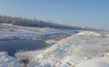 Представитель общественности присутствовал при исследованиях проб из реки Вилюй