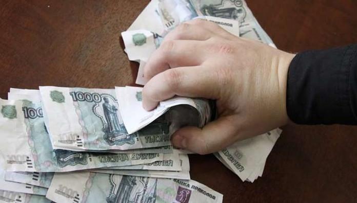 Житель Удачного обманул работодателя на 750 тысяч рублей