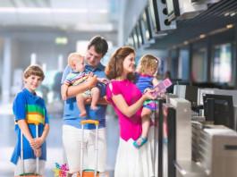 Летать по плоским тарифам на Дальний Восток смогут члены многодетных семей