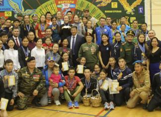 В турнире по северному многоборью памяти Александра Иванова участвовали спортсмены 11 улусов
