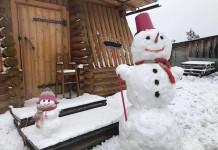 Прогноз погоды на выходные: ждём снег