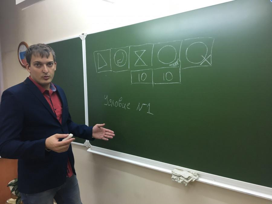 Сергей Деминов: Привык быть сразу в нескольких местах и решать разные задачи