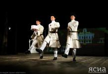 Влюблённые гардемарины вернулись в Русский театр
