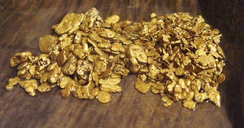 Сотрудники УФСБ обнаружили в карманах жителя Усть-Неры золото на 5 млн рублей