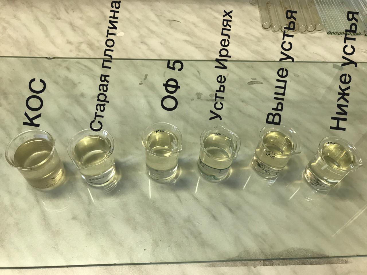 Стали известны результаты лабораторных исследований  воды реки Вилюй