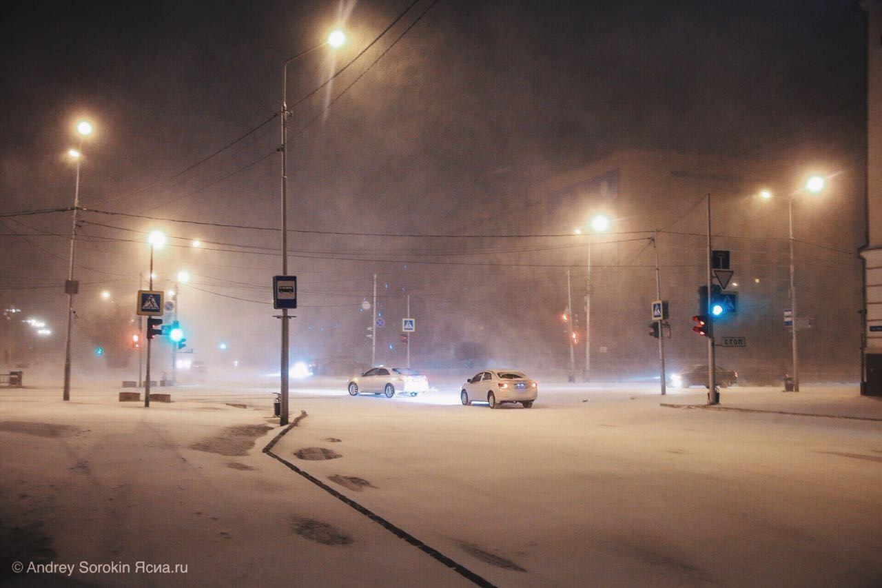 В выходные водителей Якутска ждут рейды и сплошные проверки