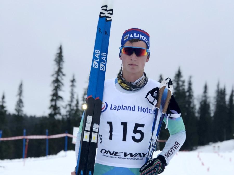 Успешное начало сезона: Якутский лыжник Владимир Рыбкин выиграл в международном турнире