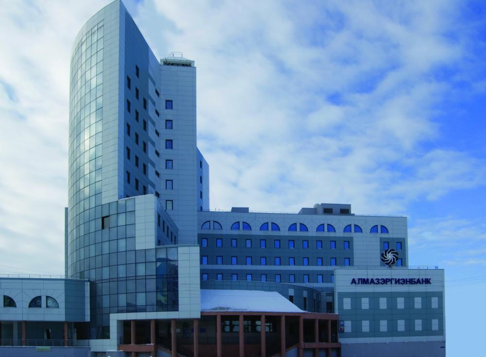 Алмазэргиэнбанк вошел в топ-20 медиарейтинга российских банков