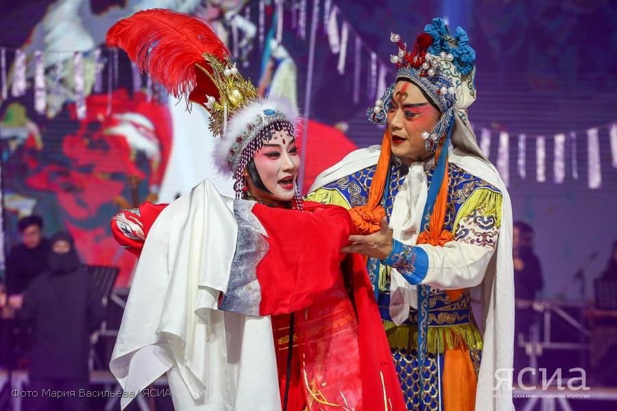 В Якутске состоится показ Пекинской оперы по мотивам олонхо «Туйаарыма Куо»