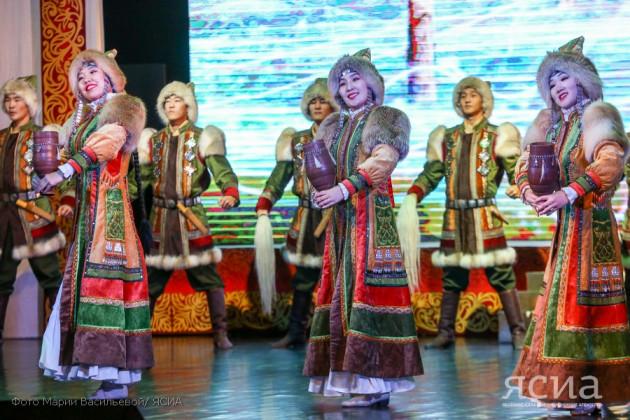 В Якутии чествовали почетного дояра Владимира Михайлова