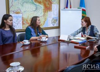 Руководитель проектов всероссийского движения «Волонтёры Победы» посетила Якутск