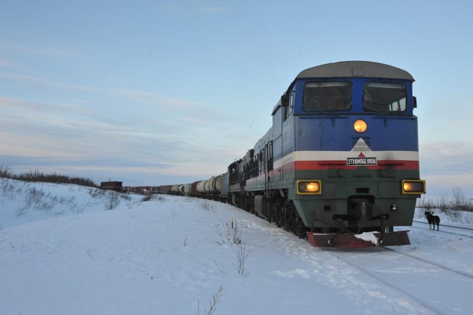 Локомотивная служба ЖДЯ готова к вводу в постоянную эксплуатацию участка Томмот – Нижний Бестях