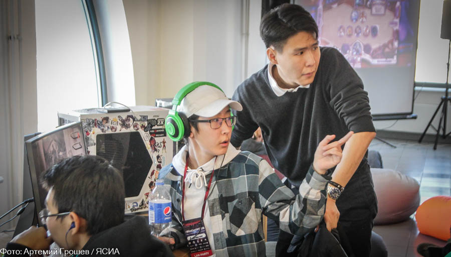 В Якутске прошел фестиваль компьютерных игр BlizzconYKT