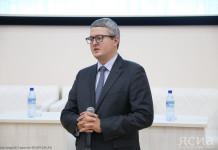 Владимир Солодов заявил о необходимости перезагрузки системы профобразования