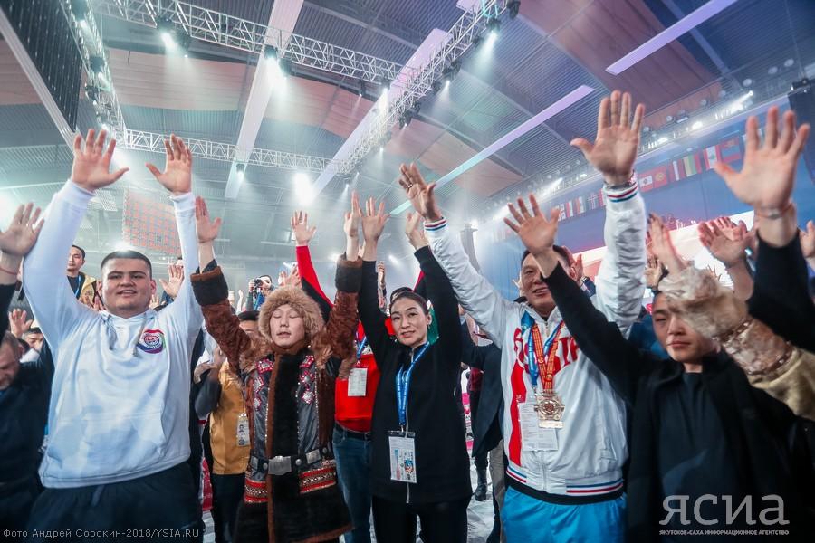 В Якутске завершился чемпионат мира по мас-рестлингу