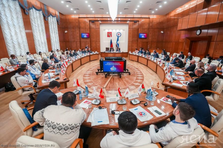 Федерации мас-рестлинга намерены добиться признания национальных олимпийских комитетов