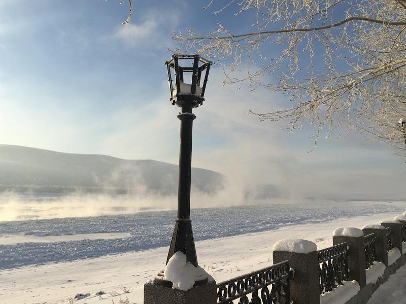 можно сделать фото ленск зима неудобство представляет
