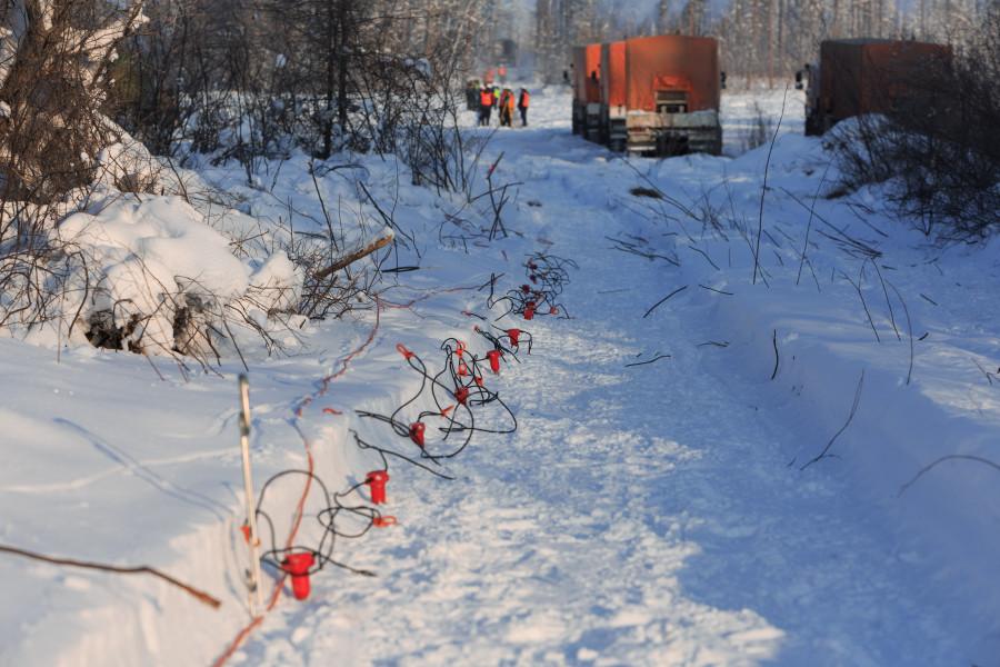 Росгеология открыла новый полевой сезон на Наманинской площади в Якутии