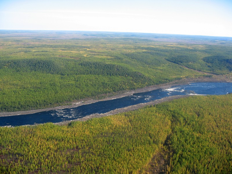 Минэкологии Якутии представило проект программы экологических исследований Вилюя