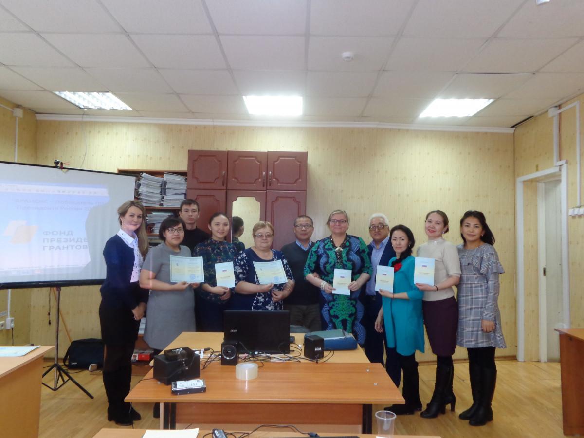 Грант Президента РФ помог студентам с проблемами зрения