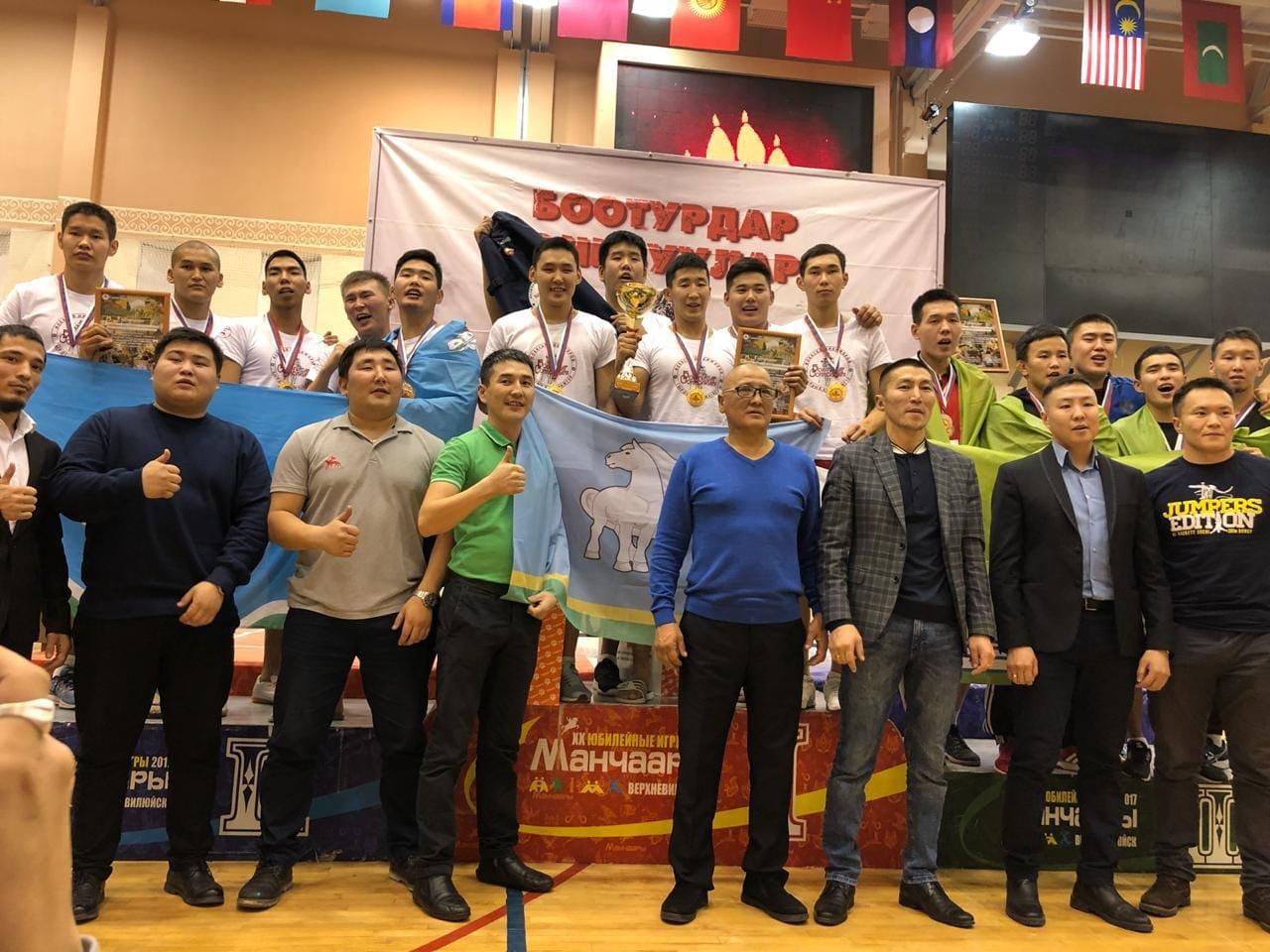 «Бэрт Хара» вновь стали чемпионами республиканского турнира студенческих землячеств