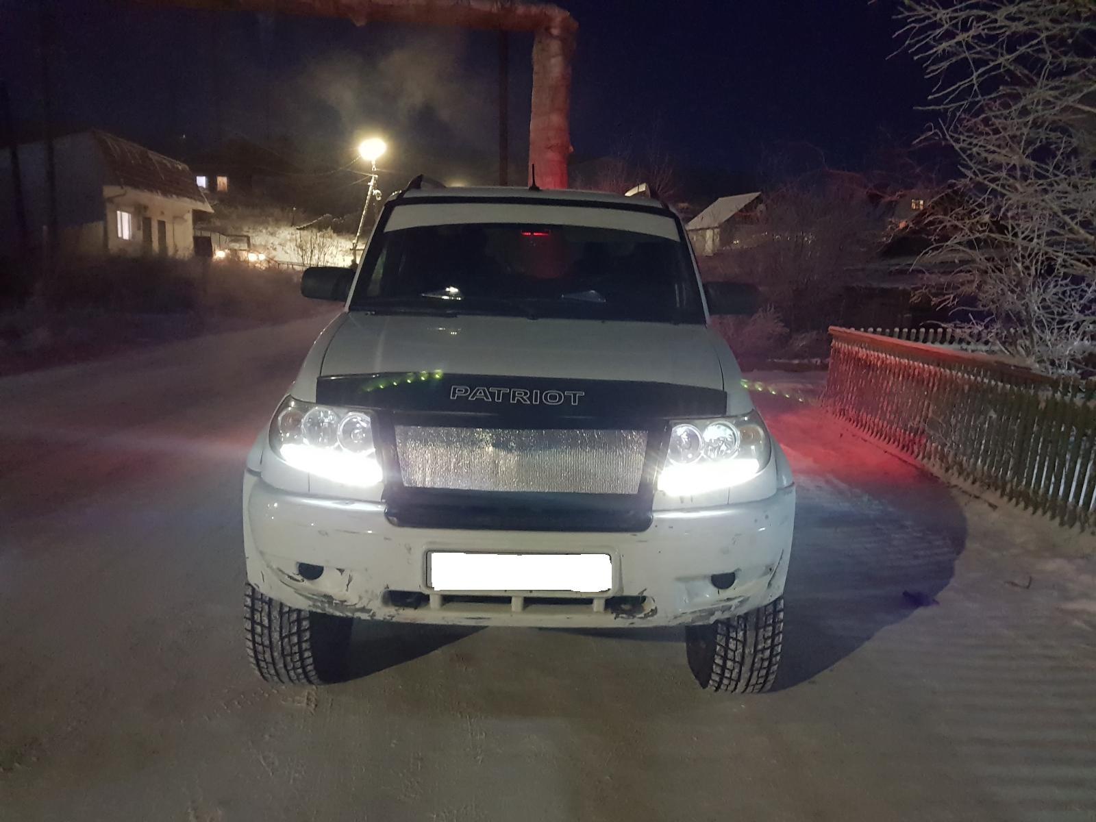 В Олёкминске на пешеходном переходе сбили 16-летнюю девушку