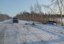 На трассе между Покровском и Мохсоголлохом произошло ДТП с пострадавшими