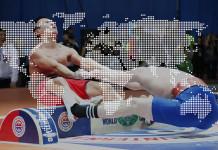 Инфографика : III Чемпионат мира по мас-рестлингу