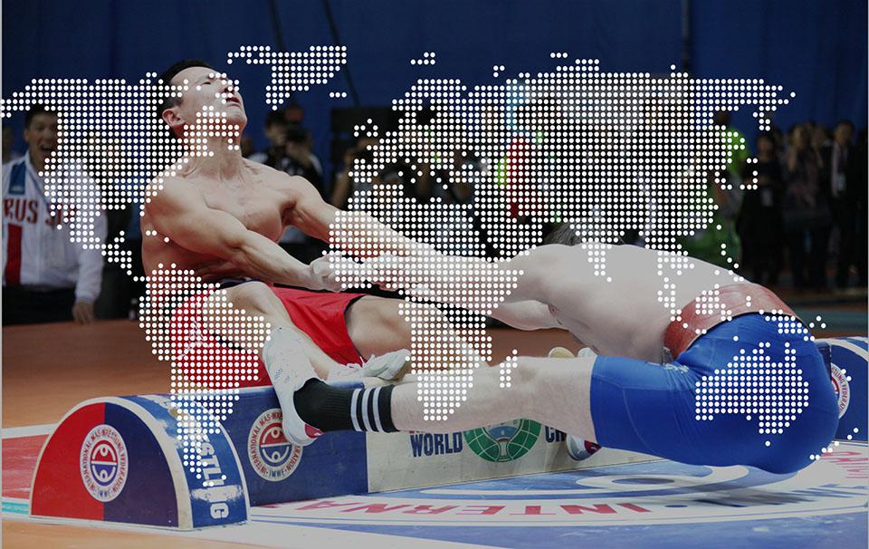 Финал Кубка мира по мас-рестлингу перенесен из Москвы в Финляндию, он состоится в декабре