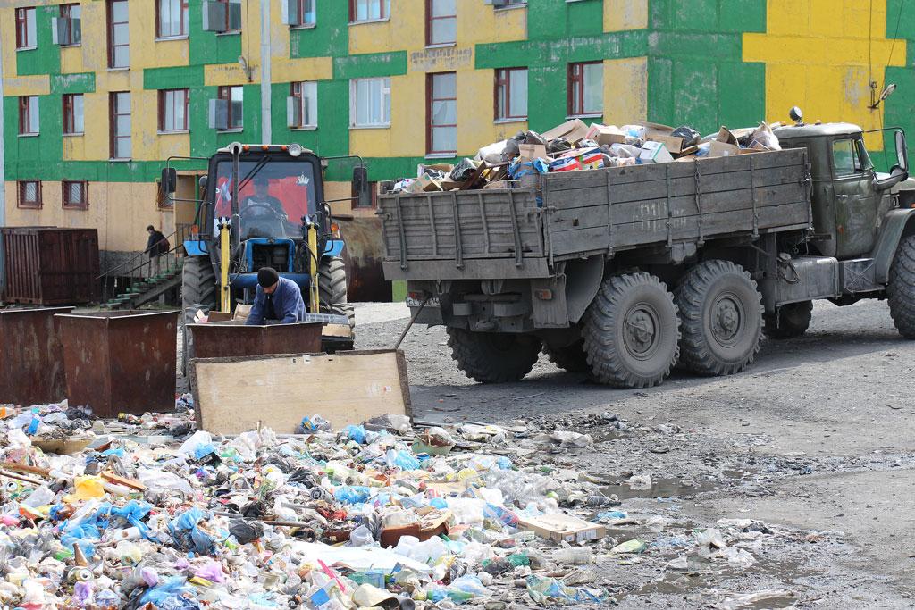 Государство займется учетом всех видов отходов