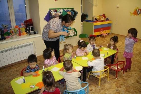 Увеличен фонд оплаты труда педагогов дошкольных образовательных учреждений