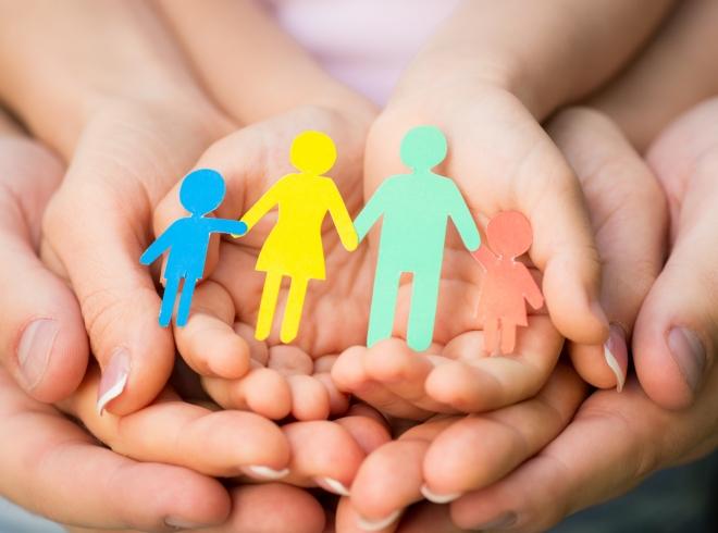 Инфографика: Как поддерживают семьи с детьми в Якутии