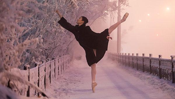 В Якутске на следующей неделе будет тепло и снежно