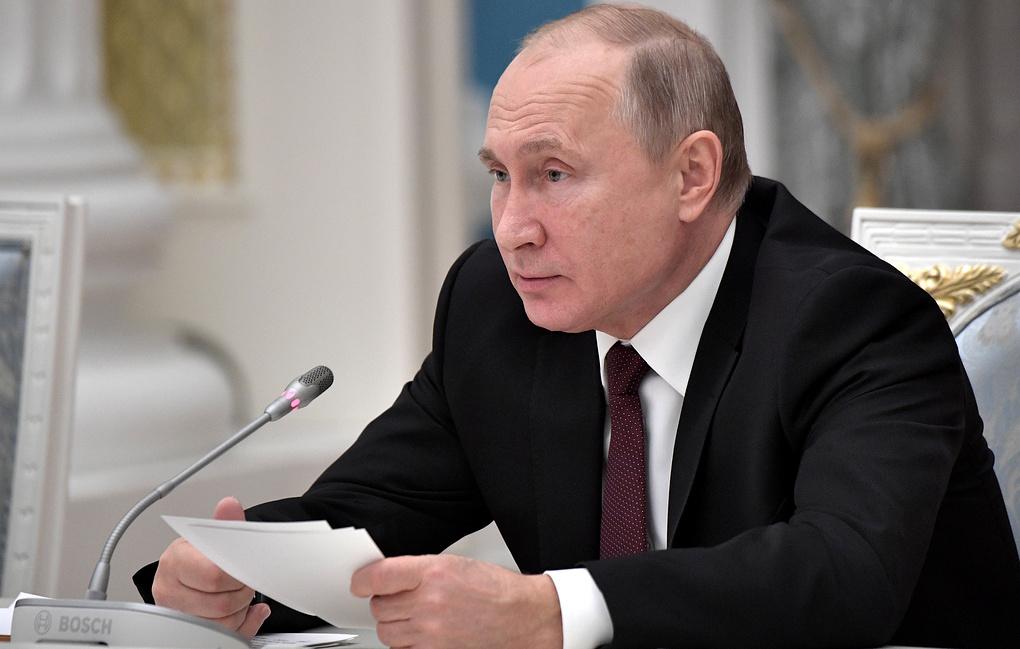 Путин подписал закон о бесплатном любительском рыболовстве
