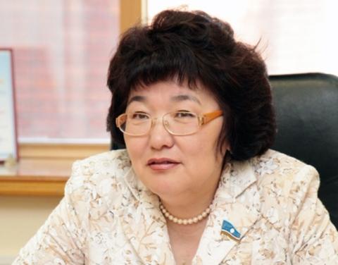 Елена Голомарёва: Парламент поддержал курс развития республики