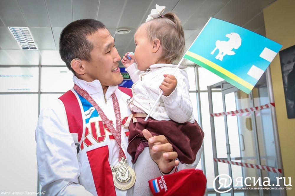 Василий Стрекаловский возглавил десятку лучших спортсменов Усть-Алданского улуса