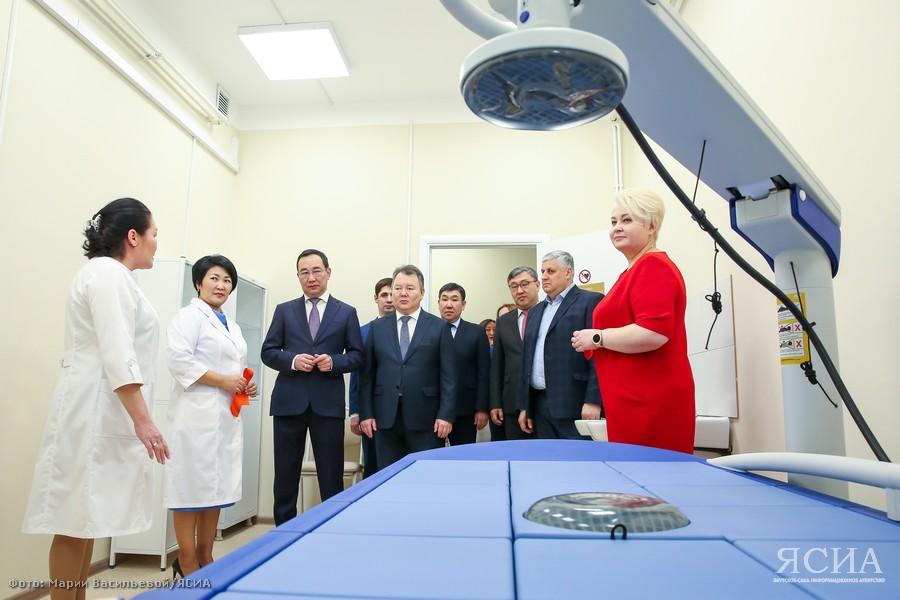Елена Борисова: Уходящий год стал знаковым для системы здравоохранения Якутии