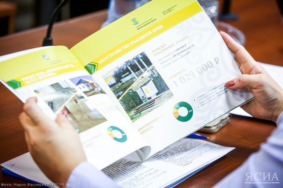 Якутия вошла в пятёрку лучших практик инициативного бюджетирования, обогнав 65 стран
