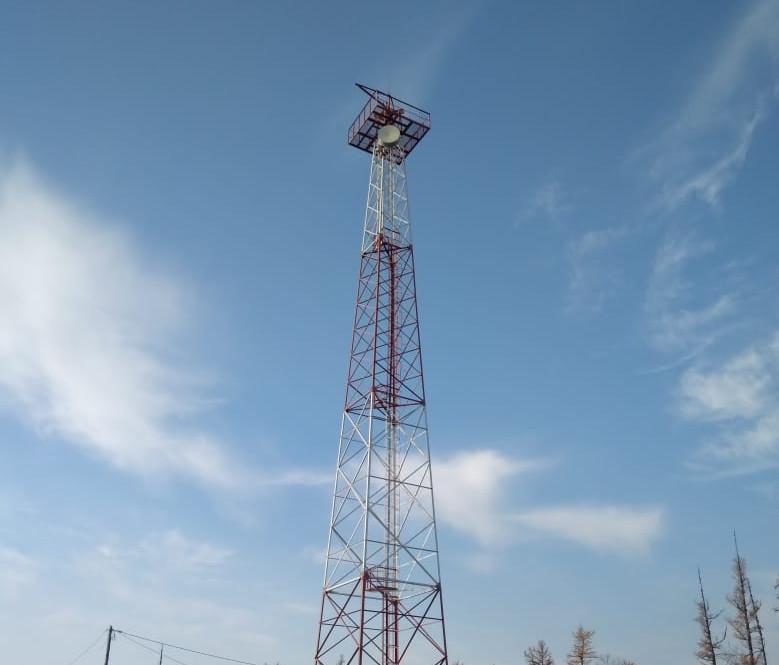 В Сангар пришел высокоскоростной интернет
