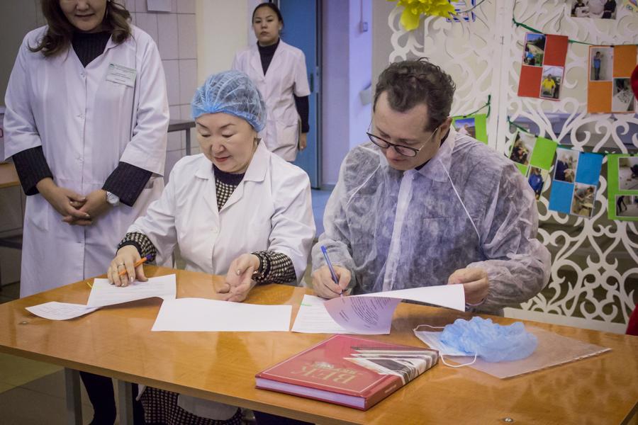 «Сахамедиа» подписал соглашение с центром социальной адаптации «Тирэх»